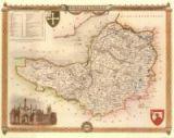 Historické mapy /34045 Somerset
