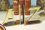 Zarážky na knihy - A-Z 5552