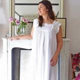 Noční košilka ze 100% indické bavlny SN298 Grace