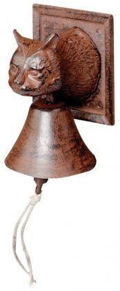 Zvonek - hlava zvířat