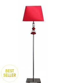 Stojací lampa oblázková - Pebble Floor Lamp