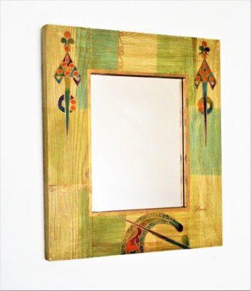 Zrcadlo - meč