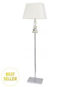 Lampa stojací - Champagne Pebble Lamp