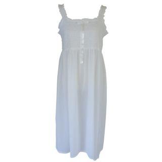 Noční košilka AVA -ze 100% indické bavlny