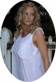 Noční košilka Sophie z nejjemnější indické bavlny