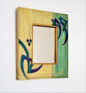 Zrcadlo - znaky /300x260 mm